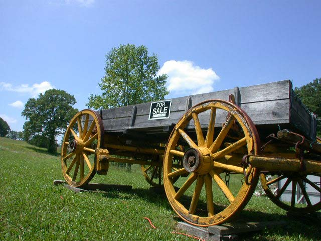 Antiques And Collectible Keep Sakes At Flat Creek Village