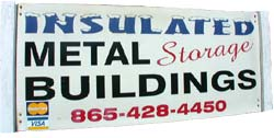 Insulated metal storage buildings for sale at great prices.