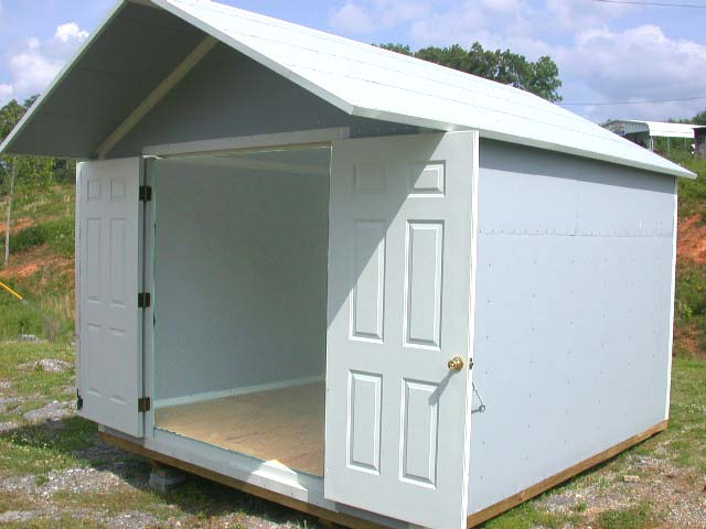 Insulated storage buildings storage sheds tool sheds for 2 storage house