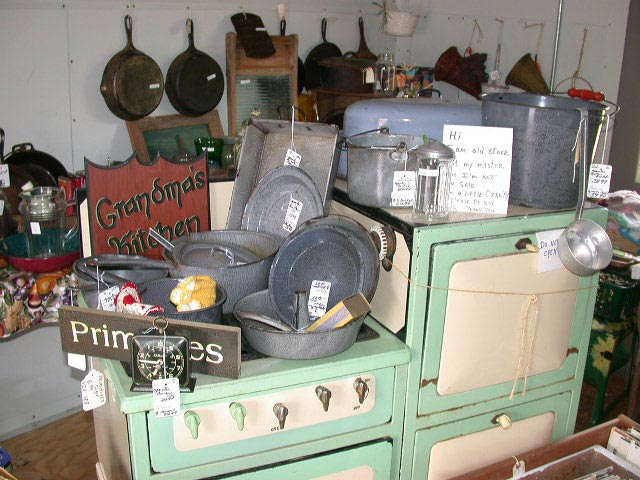 Kitchen Appliances, Old Fashioned-Cook Stoves - Old House Journal