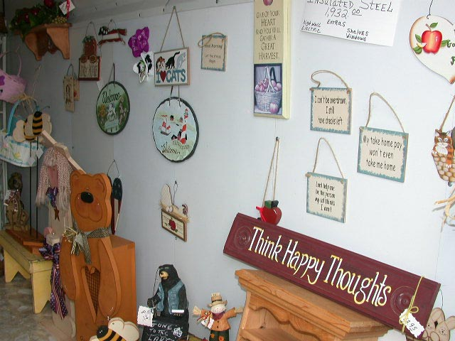 Flat Creek Village Specialty Shops Antiques Crafts